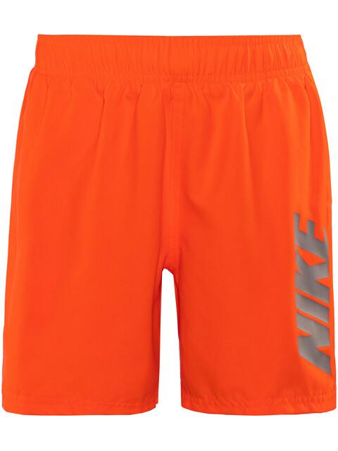 """Nike Swim Volley zwembroek Kinderen 4"""" oranje"""